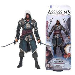 ASSASSIN'S CREED SERIES 1 - EDWARD KENWAY 15 CM