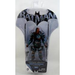 Batman Arkham Origins Series 2 Action Figure Deathstroke 17 cm