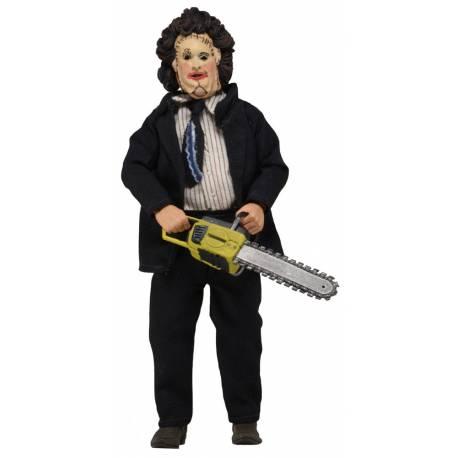 NECA Texas Chainsaw Massacre Retro Action Figure Leatherface (Pretty Woman Mask Version) 20 cm