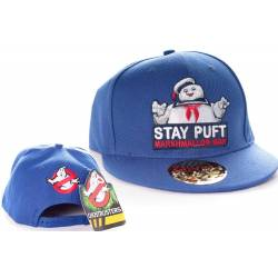 Ghostbusters Adjustable Cap Stay Puft Bioworld Merchandise