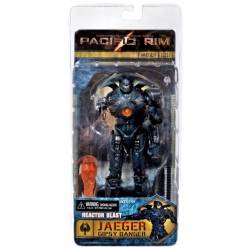 NECA Pacific Rim Ultra Deluxe Action Figures 18 cm Series 6 Reactor Blast Gipsy Danger
