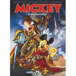 MICKEY MOUSE - DE CYCLUS VAN DE MAGIERS 1 isbn 9789460782893