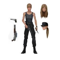NECA Terminator 2 Action Figure Ultimate Sarah Connor (Linda Hamilton) 18 cm
