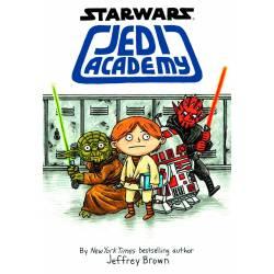 Scholastic STAR WARS JEDI ACADEMY HC 01 ISBN : 9780545505178