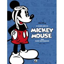 MICKEY MOUSE, DE GOUDEN JAREN 1 1936-1937 9789460782732 Dark Dragon