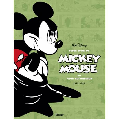 MICKEY MOUSE, DE GOUDEN JAREN 3 1939-1940 9789460782879