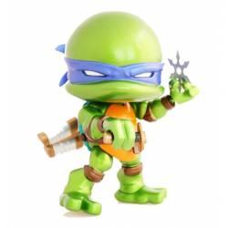 The Loyal Subjects Teenage Mutant Ninja Turtles Action Vinyl Figure Leonardo Metallic 20 cm