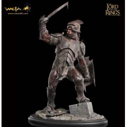 Weta Collectibles Lord of the Rings Statue 1/6 Uruk-Hai Swordsman 43 cm