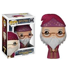 Harry Potter POP! Movies Vinyl Figure Albus Dumbledore 10 cm Funko