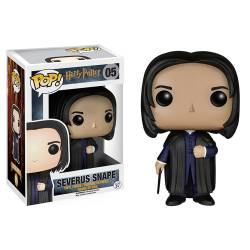 Harry Potter POP! Movies Vinyl Figure Severus Snape 10 cm Funko