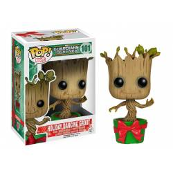 Funko Guardians of the Galaxy POP! Vinyl Holiday Dancing Groot 10 cm