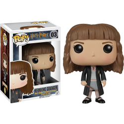 Harry Potter POP! Movies Vinyl Figure Hermione Granger 10 cm Funko