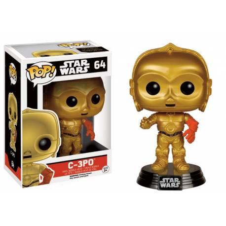 Funko Pop! Star Wars: The Force Awakens - C-3PO