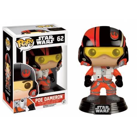 Funko Pop! Star Wars: The Force Awakens - Poe Dameron