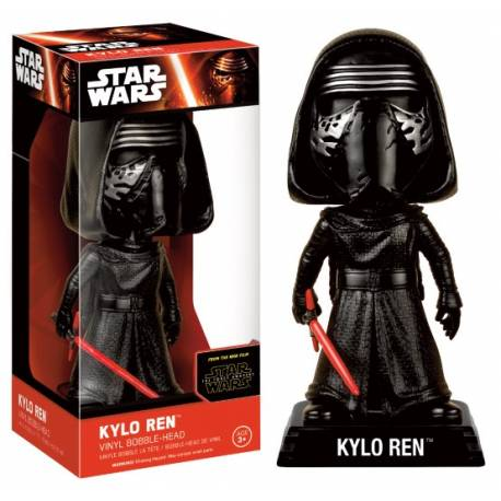 Funko Wacky Wobbler Star Wars: The Force Awakens - Kylo Ren