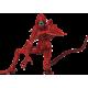 NECA Aliens Action Figures 18 cm Series 5 Genocide Alien Red