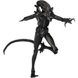 NECA Aliens Action Figures 18 cm Series 5 Genocide Alien Black