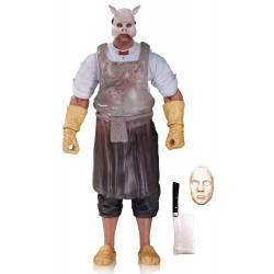 Dc Comics Batman Arkham Knight Action Figure Professor Pyg 17 cm