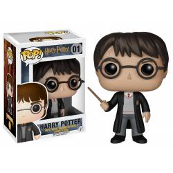 Harry Potter POP! Movies Vinyl Figure Harry Potter 10 cm Funko