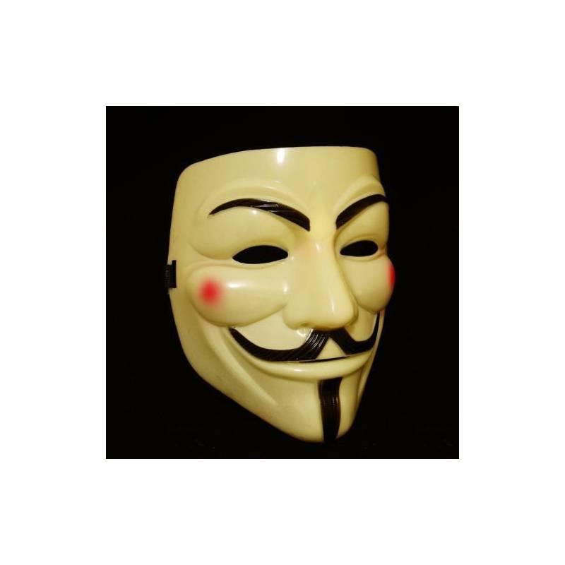 Как сделать маску анонимус 873