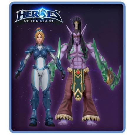 Heroes of the Storm Action Figures 18 cm Series 1 Assortment NECA