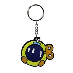 Bioworld Merchandise Nintendo - Bob-omb Keychain Sleutelhanger