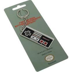 Bioworld Merchandising Sleutelhanger Nintendo - Controller Enameled Metal Keychain