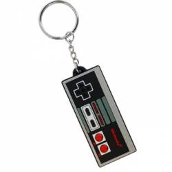 Bioworld Merchandising Sleutelhanger Nintendo - Controller Rubber Key Chain