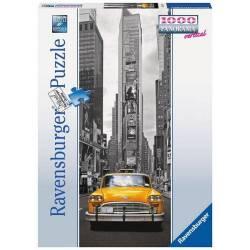 Ravensburger Puzzel NYC Taxi - 1000 pcs 151196