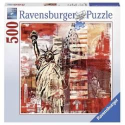 Ravensburger New York 500pcs 152346