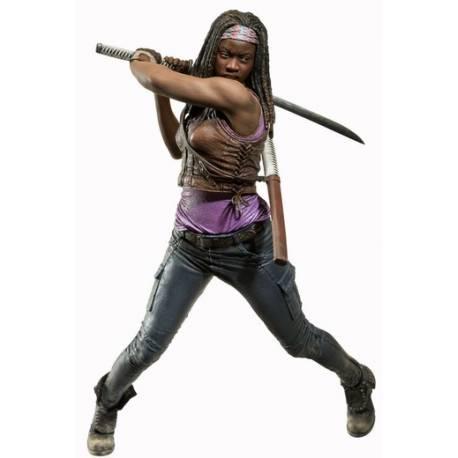Mcfarlane Toys The Walking Dead TV: 10 inch Michonne Deluxe Figure