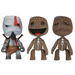 NECA LittleBigPlanet Action Figures 13 cm Series 1 (set of 3)