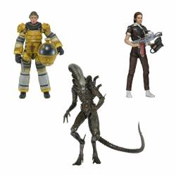 NECA Aliens Action Figures 18 cm Series 6 Assortment