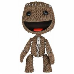 NECA LittleBigPlanet Action Figures 13 cm Series 1 - Sackboy Happy 13 cm