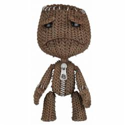 NECA LittleBigPlanet Action Figures 13 cm Series 1 - Sackboy Sad 13 cm