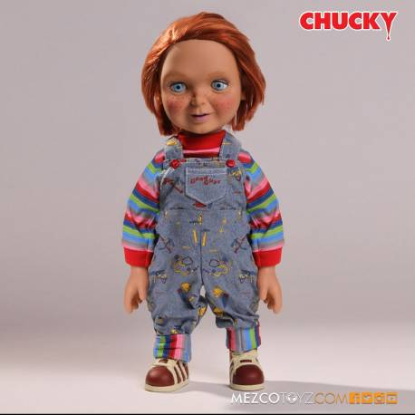 Mezco Toyz Child´s Play Talking Good Guys Chucky (Child´s Play) 38 cm