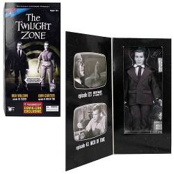 Twilight Zone Bob Wilson / Don Carter Case