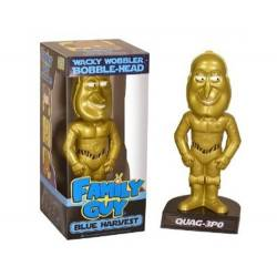 Family Guy: Quag-3PO Bobble-head Blue Harvest