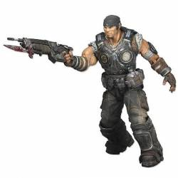 Gears of War 3 Series 1 Action Figure - Marcus Fenix 18 cm