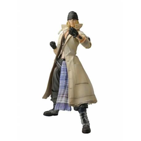Final Fantasy XIII Play Arts Kai Serie 1 Action Figure Shadow Villiers 26 cm