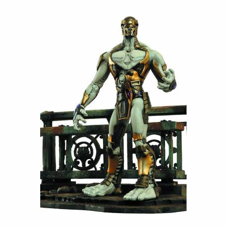 Marvel Select Action Figure Chitauri Soldier (The Avengers) 20 cm