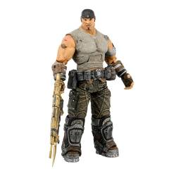 Gears of War Series 3 7-inch Action Figure - Journey's End Marcus 18 cm