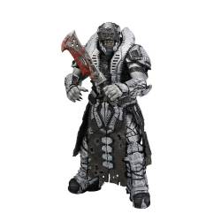 Gears of War Series 3 7-inch Action Figure - Savage Theron Version 1 18 cm