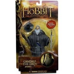 The Hobbit 6 Inch Collector AF Gandalf the Grey 16 cm