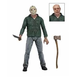 Friday the 13th Part III Action Figure - Jason Voorhees Regular 18 cm