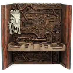 Predator 2 Diorama Trophy Wall 28 cm