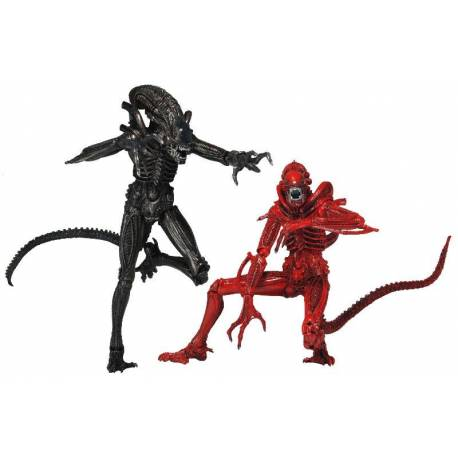 Aliens Action Figure 2-Pack Genocide 23 cm NECA