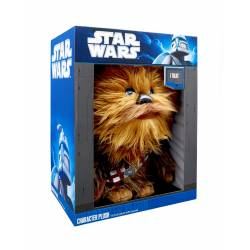 "Star Wars 15"" Deluxe Talking Chewbacca Plush"