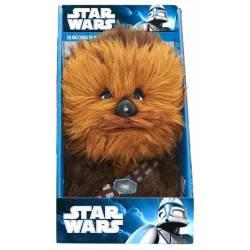 """Star Wars 9"""" Talking Chewbacca Plush"""