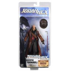 Jonah Hex Movie Series 1 Action Figure Turnball 18 cm
